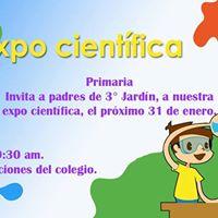 Expo Cientfica Primaria CIZ