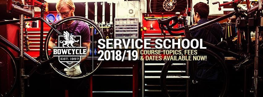 201819 Bow Cycle Complete Overhaul Course