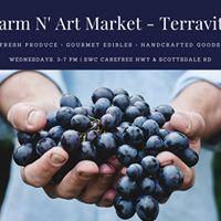 Farm N Art Market - Terravita