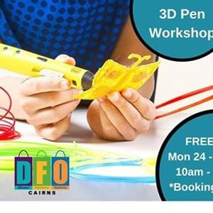 3D Pen Workshop