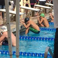 Olympic Swimmer Jason Lezak Clinic