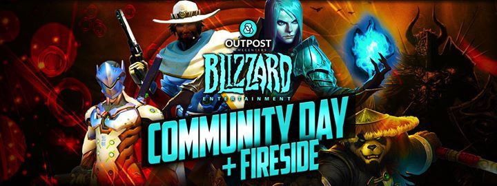 Community Day Blizzard Games