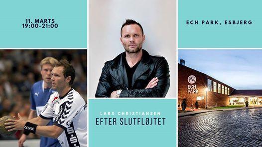 Oplev Lars Christiansen - efter slutfljtet - Esbjerg