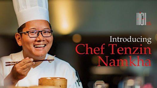 Introducing Chef Tenzin Namkha at HIGH Ultra Lounge