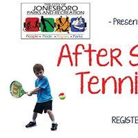 After School Tennis Zone Grades 1-6