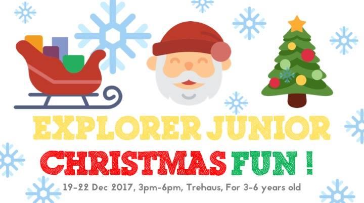 Christmas Fun Workshop at Trehaus