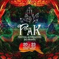 FAK 2018 - Msica Eletrnica Arte e Cultura Alternativa