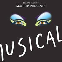 Man Up May Musicals
