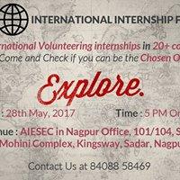 International Internship Fair