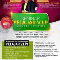 Seminar Pelajar V.I.P