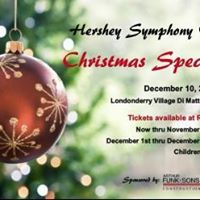 Hershey Symphony Orchestra Christmas Spectacular