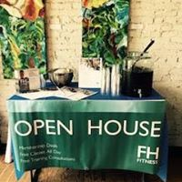 Free Open House &amp Fitness Classes
