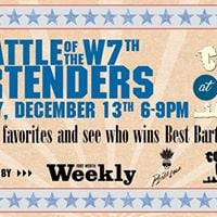 Battle of the W7th Bartenders