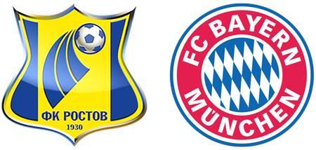 2a0c2265f FK Rostov - FC Bayern München at Olimp-2