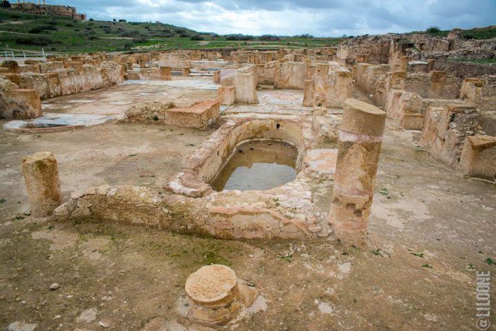 Oudhna Tunisie