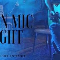 Open Mic Night - Rotterdam - free