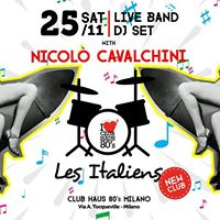 Les Italiens  Nicol Cavalchini