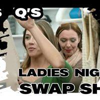 Mrs Qs Ladies Night &amp Swap Shop