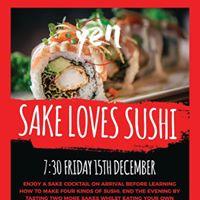 Sake Loves Sushi
