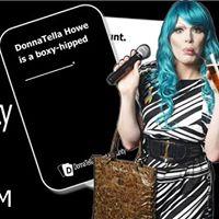 Donnatella Vs Humanity 7PM &amp Open Stage