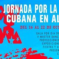 IX Jornada por la Cultura Cubana en Albacete 2017