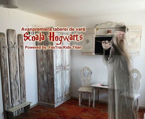 coala Hogwarts n vacana de Pate