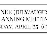 Bowestner Planning Meeting
