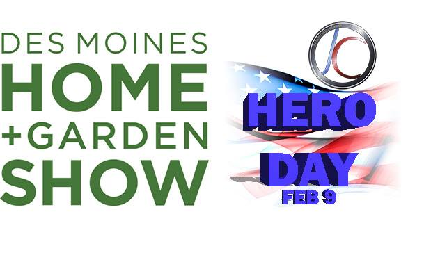 Home And Garden Show Hero Day At HyVee Hall Events Center Des Moines Good  Looking And Design Plan.