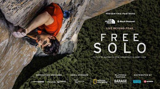 Free Solo Odeon lesund