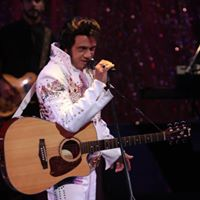 Patrick Perone Elvis tribute and The Blue Suede Rockers ShowBand