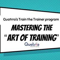 Quatrros Train the Trainer Program
