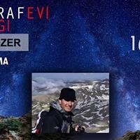 Efiap Erol zer ile Yldz Pozlama Workshop Trabzon Fotografevi