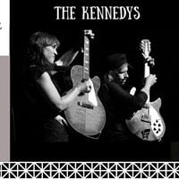 The Kennedys and Jacob Johnson in Concert