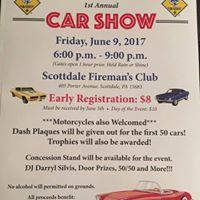 Cub Scout Pack 160 Car Show