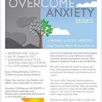 Overcome Anxiety Series
