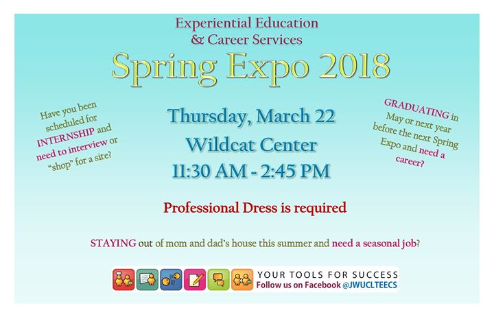 JWU Charlotte Spring Expo