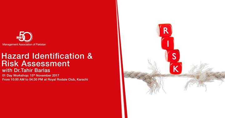 Hazard Identification & Risk Assessment
