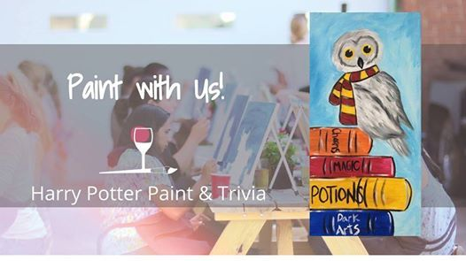 Harry Potter Paint Trivia At Wine Design Lake Norman Nc