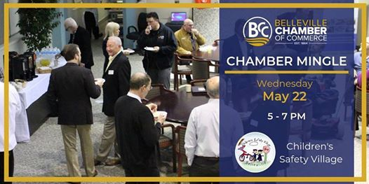 Chamber Mingle at Childrens Safety Village