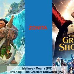 Zonita Community Cinema - January Screening