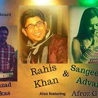 Rahis Khan &amp Sangeetika Advani Live in Concert