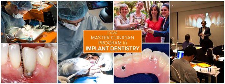 Master Clinician Program in Implant Dentistry