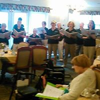 Knightdale Senior Choir at Carillon