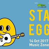 Standing Egg Live In Hong Kong 2017