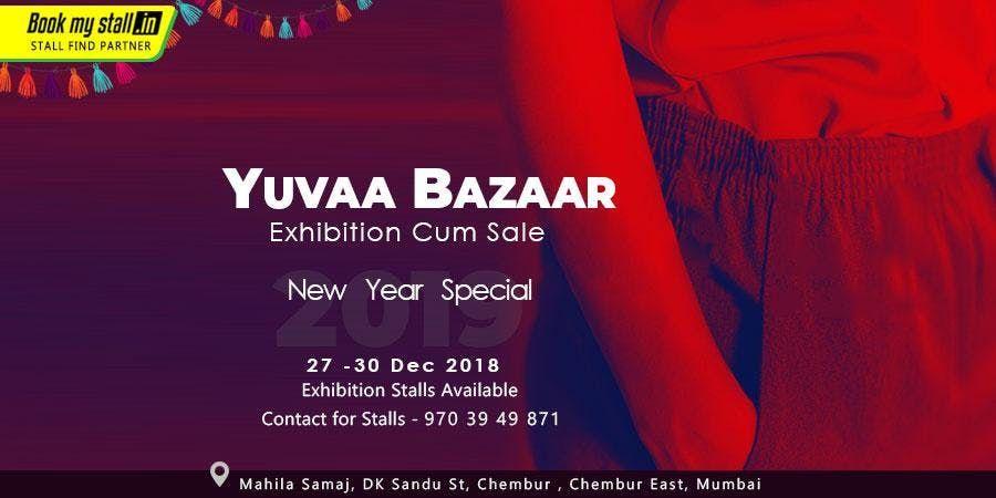 Yuvaa Bazaar New Year Sale at Mumbai - BookMyStall