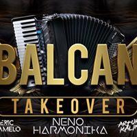 Balcan Takeover  02.02.2018  Monaco Club
