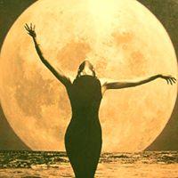 Full Moon Yoga Outdoors - Summer Moon in Capricorn