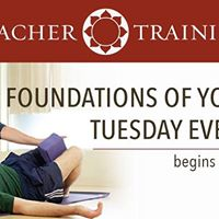 Foundations of Yoga Therapy Teacher Training