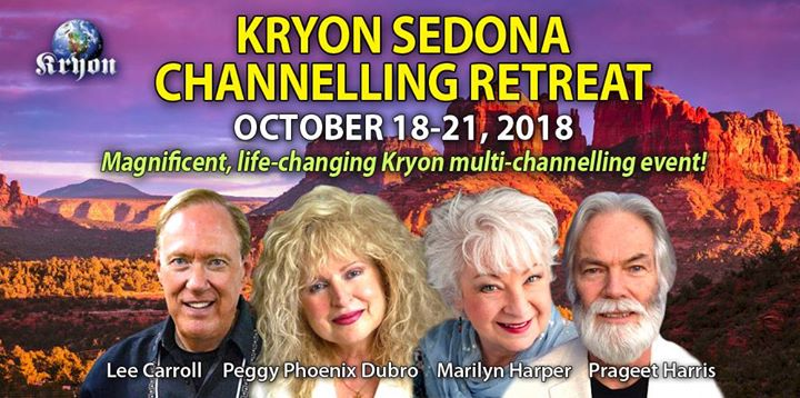 4-day Kryon Sedona Channelling Retreat