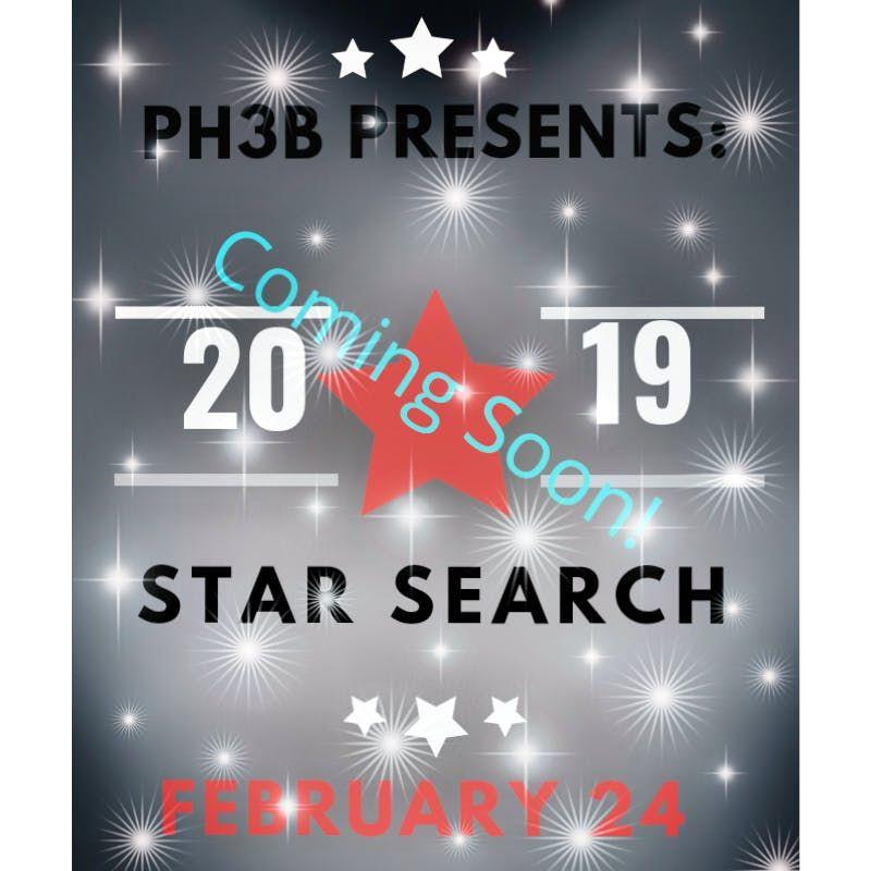 pH3B Star Search 2019